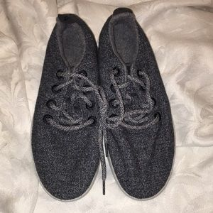 Allbirds Men's Wool Runners Size 9 Color Gray
